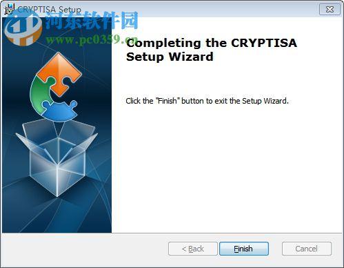 CRYPTISA(文件加密工具) 6.0.6 官方版