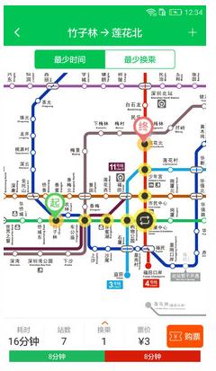 深圳地铁(2)