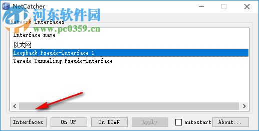NetCatcher(网络监视工具) 1.0.0 绿色版
