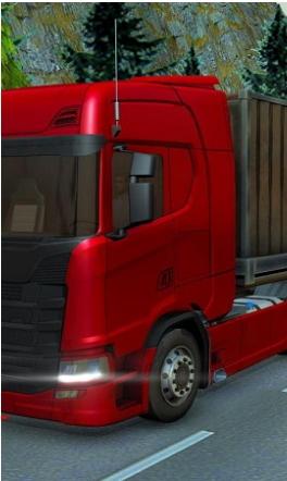 欧洲卡车司机2018(1)