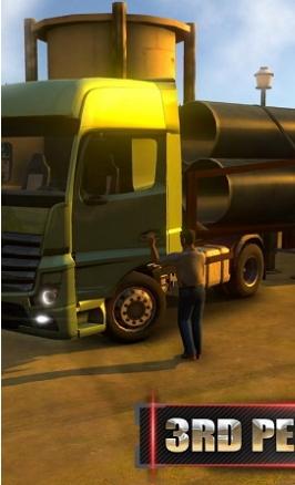 欧洲卡车司机2018(5)