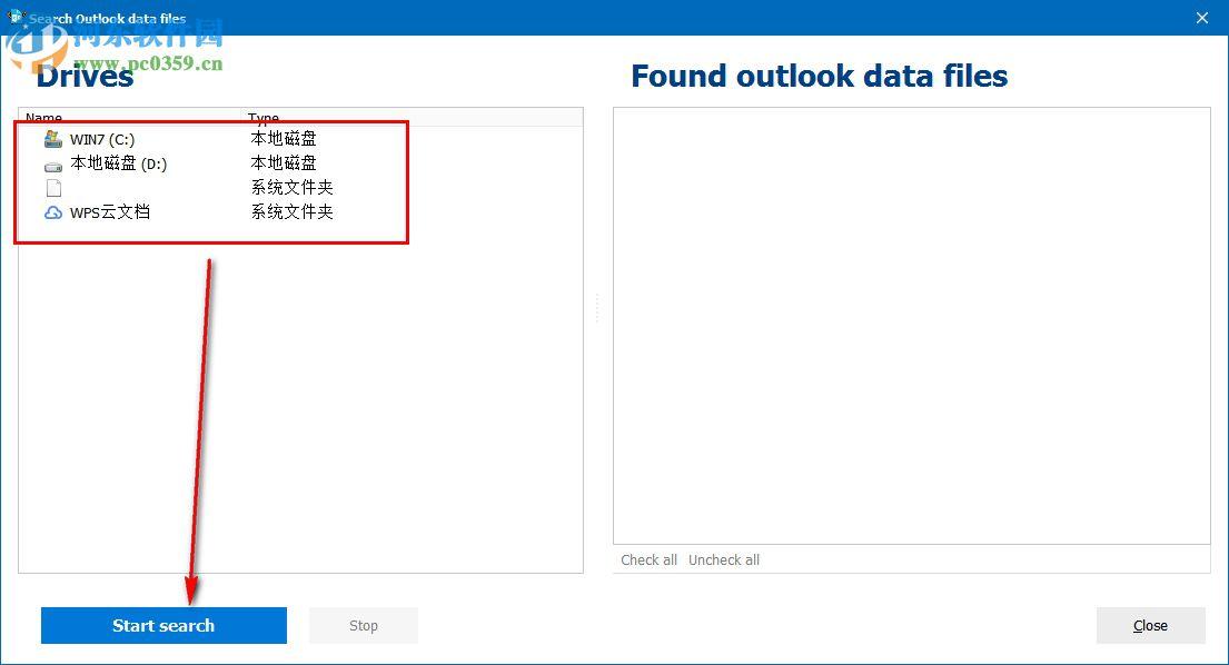Total Outlook Converter(电子邮件转换工具) 4.1.0.11 官方版