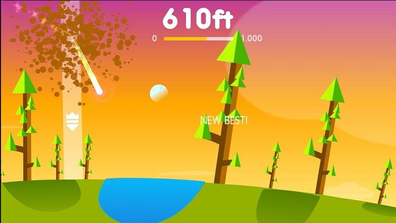 球的旅行无限金币版 1.11 安卓版
