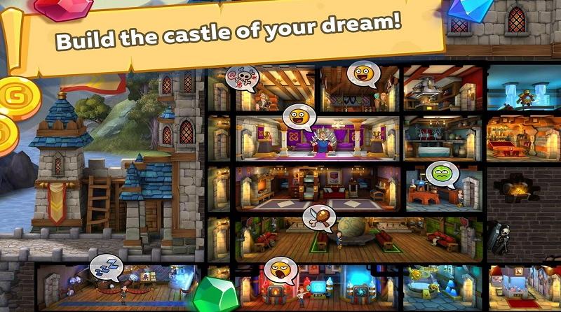 喧嚣的城堡:幻想王国 1.53 安卓版