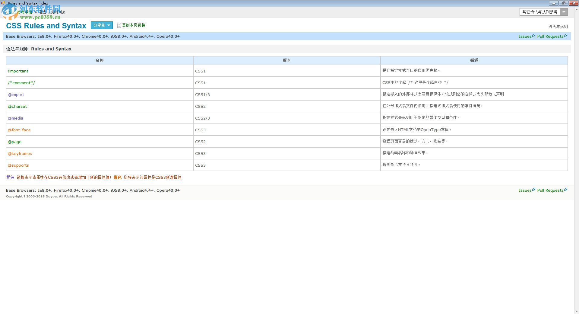 路恩CSS学习助手 1.0 绿色版