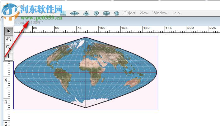 GeoCart 3(地图制作软件)破解版 3.2.0 64位激活版