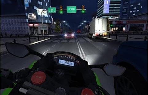 公路骑手 1.4 无限金币版