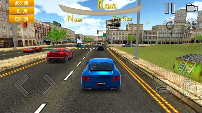 首页 安卓游戏 赛车游戏 → 至尊汽车驾驶模拟器2018 0.0.