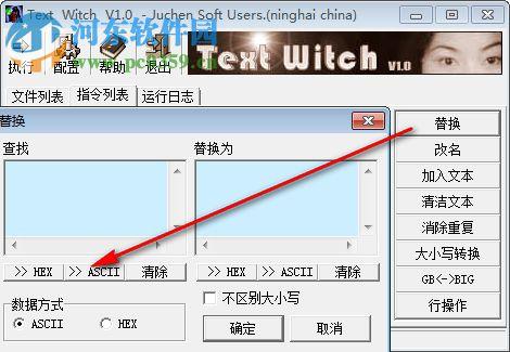 Text Witch(文件文本批量处理软件) 1.0 绿色免费版
