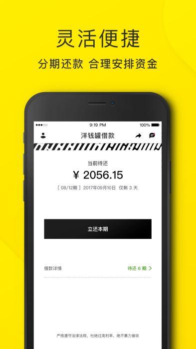 洋钱罐借款(3)