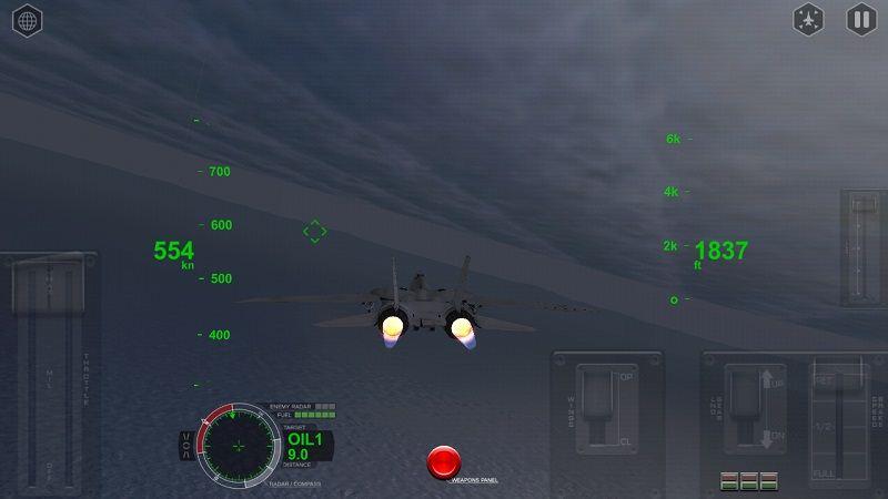 战机模拟(3)