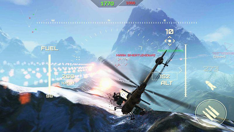 武装直升机世界(1)