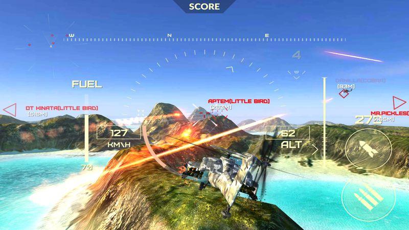 武装直升机世界(2)