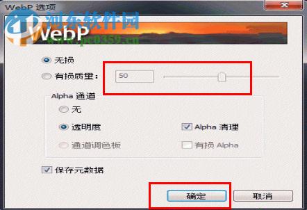 WebP Format(WebP图片压缩工具) 0.5b 绿色免费版