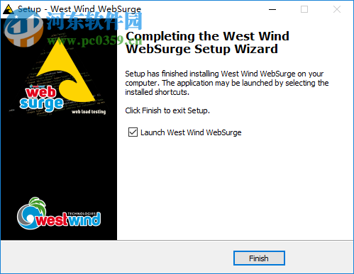West Wind WebSurge(URL请求捕获工具) 1.8 官方版