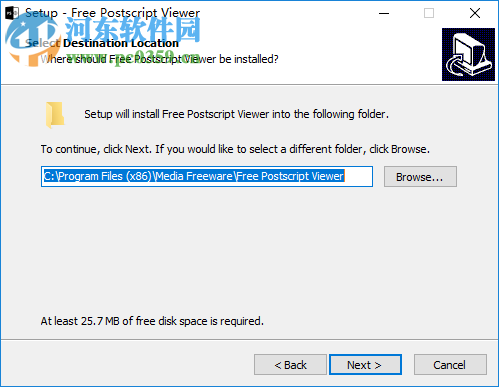 Free Postscript Viewer(EPS文件查看) 1.0 官方版