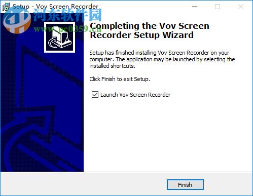 Vov Screen Recorder(免费录屏软件)