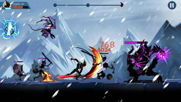 影子战士 1.12.1 无限金币版