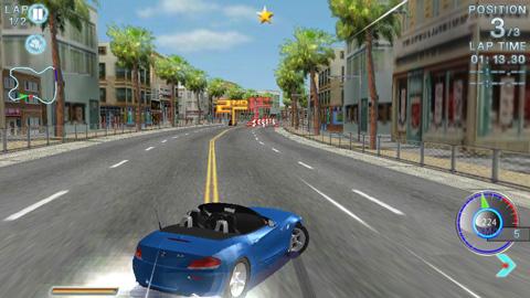 城市赛车(3)