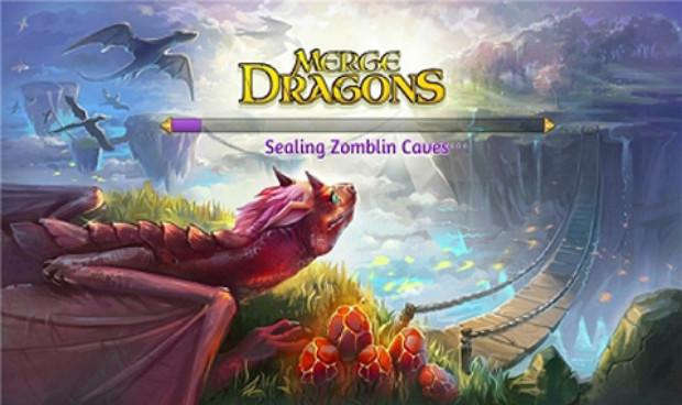 龙族融合(Merge Dragons)(1)