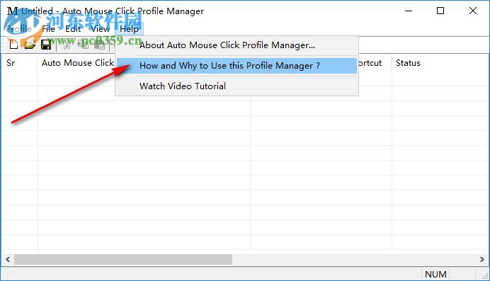 Auto Mouse Click(自动鼠标点击器) 81.1 破解版