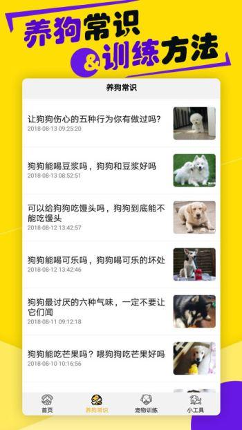 狗语翻译器(1)