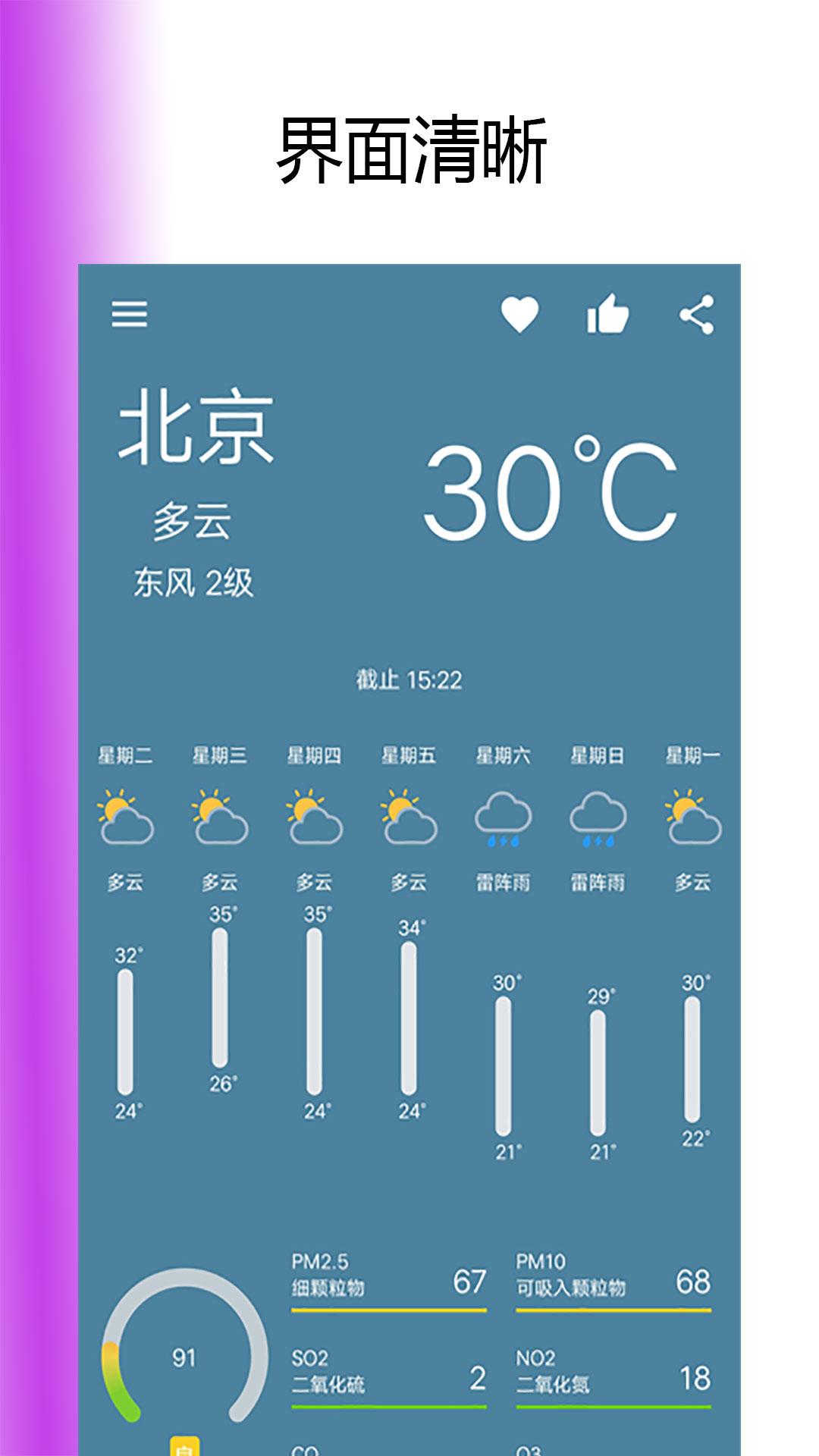 天天看天气(3)