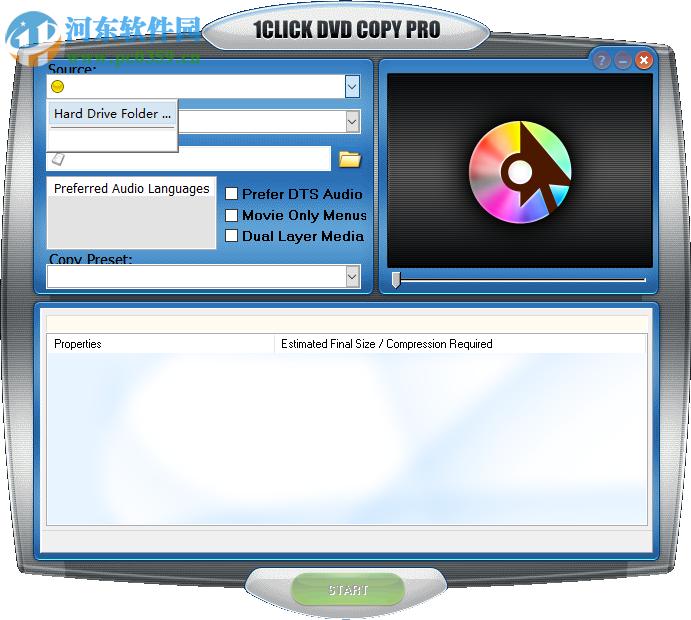 1Click DVD Copy Pro(全功能DVD复制软件) 5.1.2.5 破解版