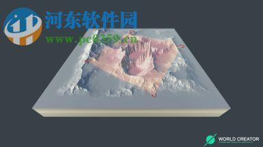World Creator 2018(地形景观生成器) 2.1.0 破解版