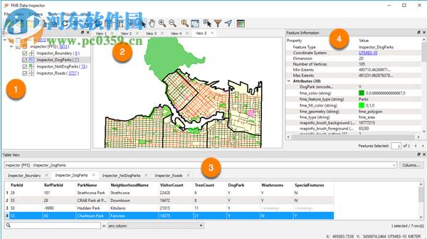Safe Software FME Desktop(空间数据转换软件) 2019 破解版