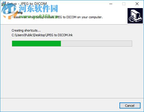 JPEG to DICOM(JPEG转DICOM软件) 1.10.2 官方版