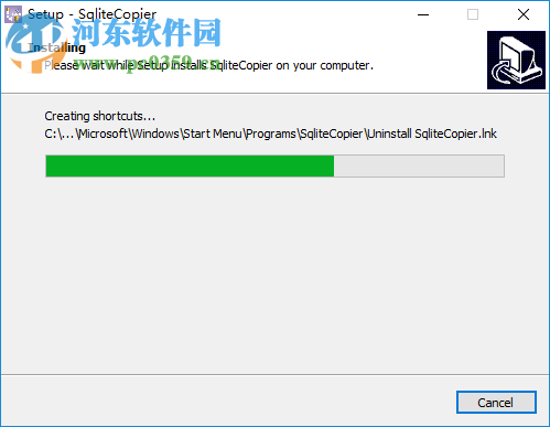 SqliteCopier(Sqlite数据库复制工具) 1.7 官方版