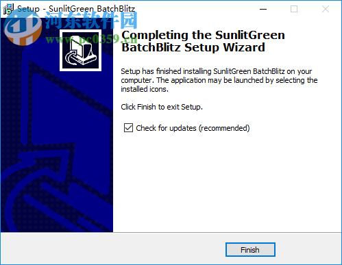 SunlitGreen BatchBlitz(图片编辑软件) 3.4.0.1526 官方版