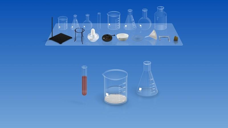 虚拟化学实验室CHEMIST(1)