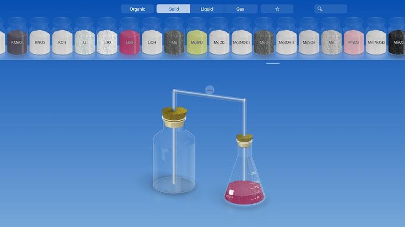 虚拟化学实验室CHEMIST(3)
