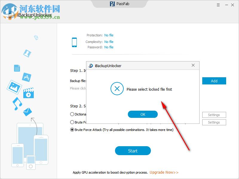 PassFab iBackupUnlocker(iTunes备份密码恢复工具) 4.2.0 破解版