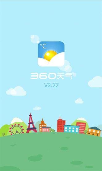360天气截图3
