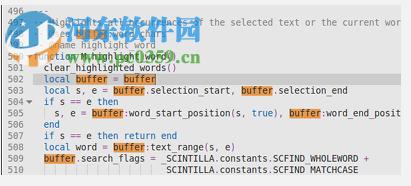 Textadept(文本编辑工具) 10.1 官方版