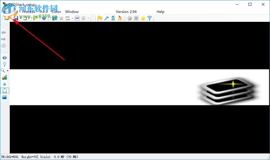 CCDWare CCDStack2(天文图像处理软件) 2.94 破解版