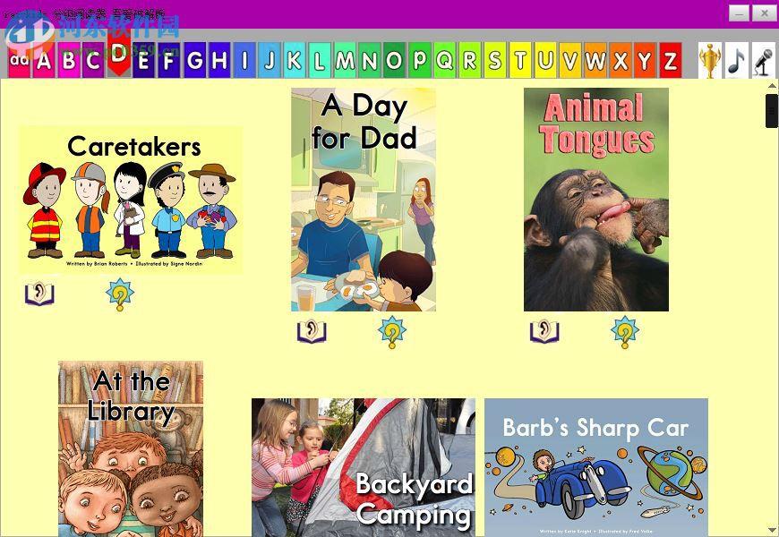 Raz Kids电脑离线版 2.0 免费pc版