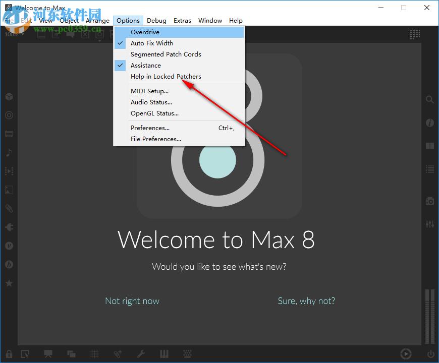Cycling 74 Max(音乐/视频程序编辑系统) 8.0.0 破解版