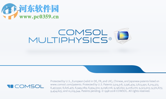 comsol multiphysics 5.4中文破解版 附安装教程