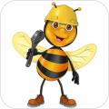 蜜蜂修修师傅