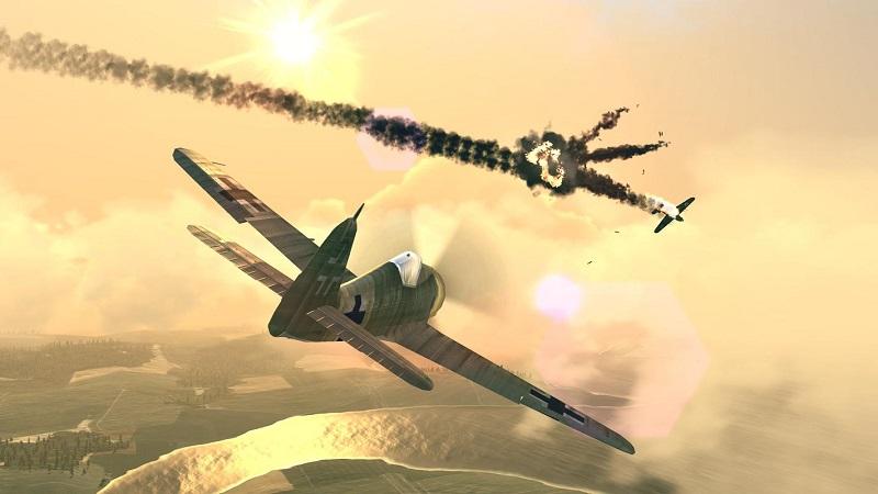 浴血战机:二战空战(2)