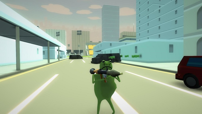 疯狂青蛙模拟器(1)