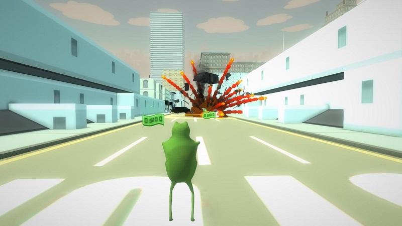 疯狂青蛙模拟器(5)