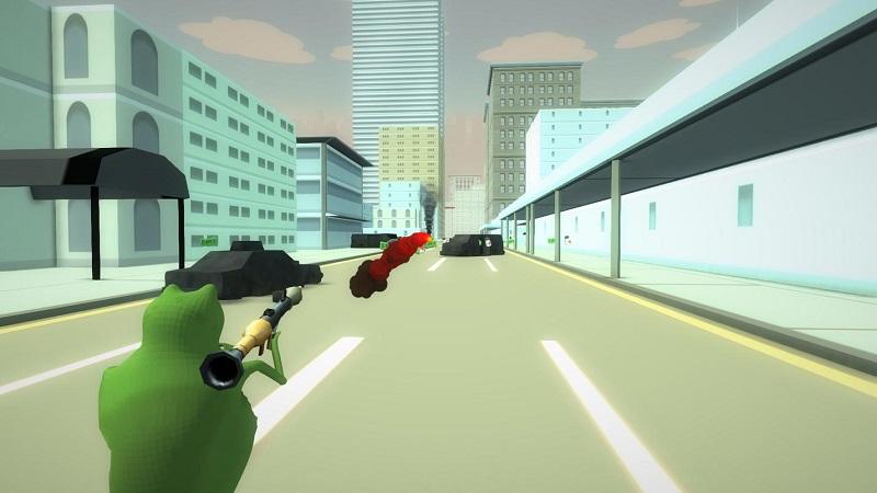 疯狂青蛙模拟器(4)