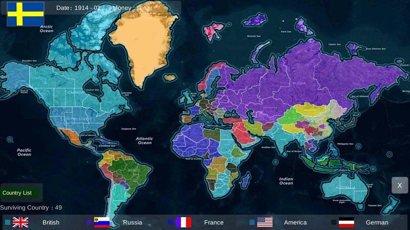 世界大战(2)