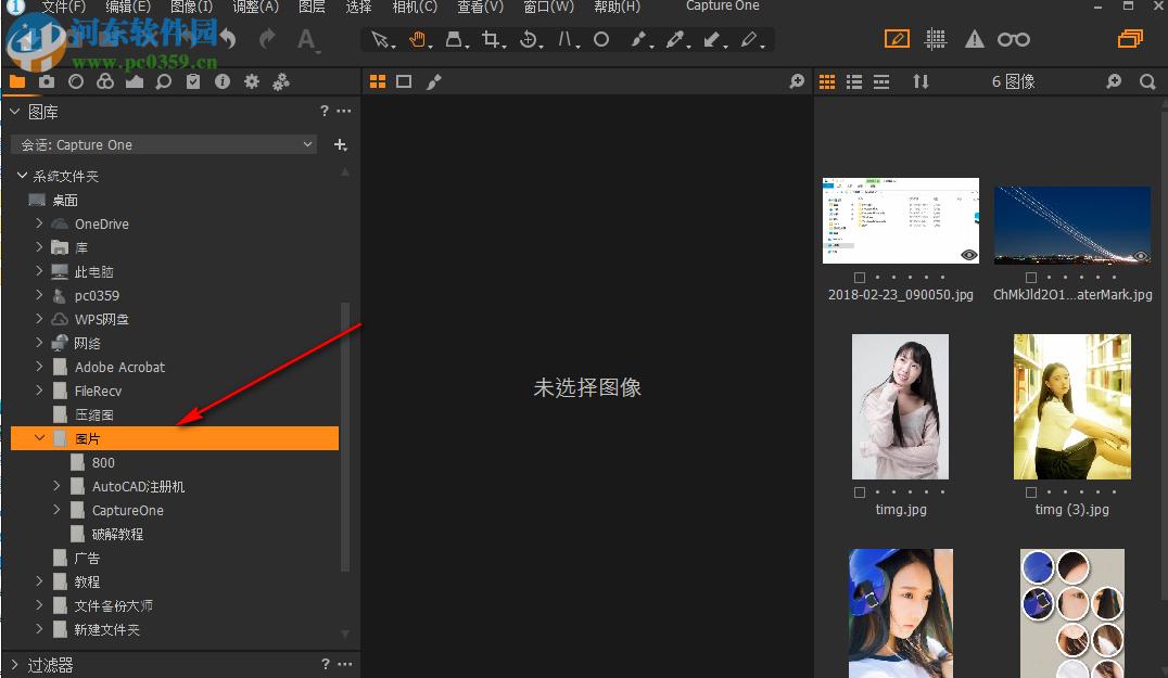 Capture One pro(飞思相机)