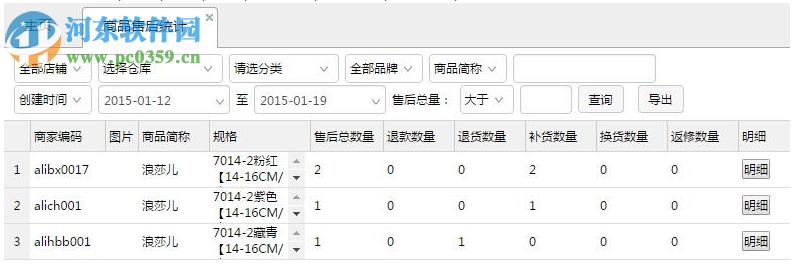 点三电商ERP管理系统 1.0.4 官方版